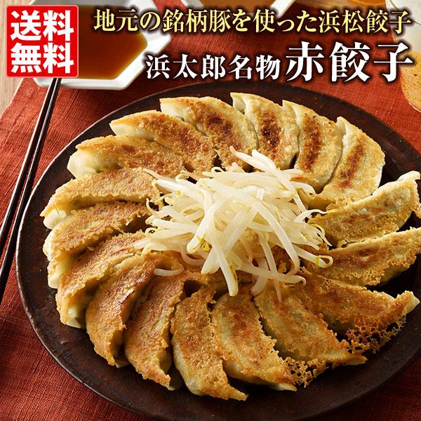 浜太郎名物「赤餃子」【送料無料】マツコの知らない世界で紹介